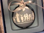 WEDGEWOOD Collectible Plate/Figurine CHRISTMAS ORNAMENT